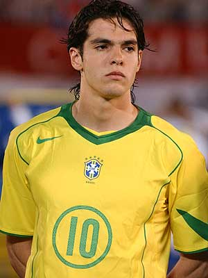 Ricardo Kaka Brazil Football Team