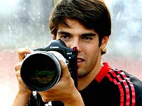 Kaká gets focused
