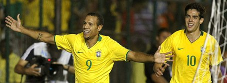 Luis Fabiano grabs three vs Portugal