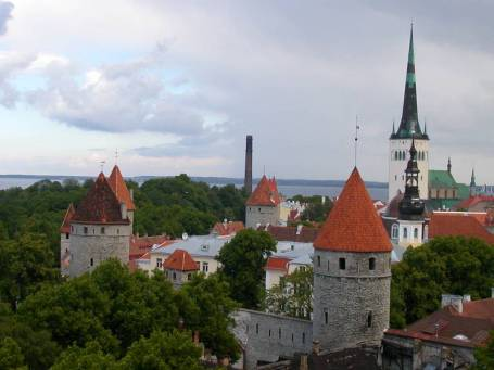Pretty but pointless - Tallinn prepares for Brazil