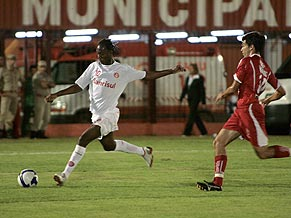 Minnows União MT beat cup favourites Internacional 1-0