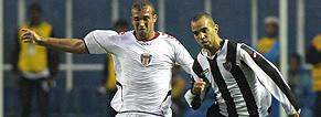 Barueri stop Atlético Mineiro