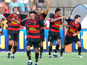 Sport bounce back to beat Flamengo
