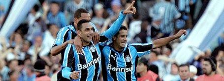 Grêmio trounce Corinthians
