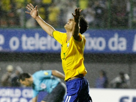 Nilmar scores three against Chile