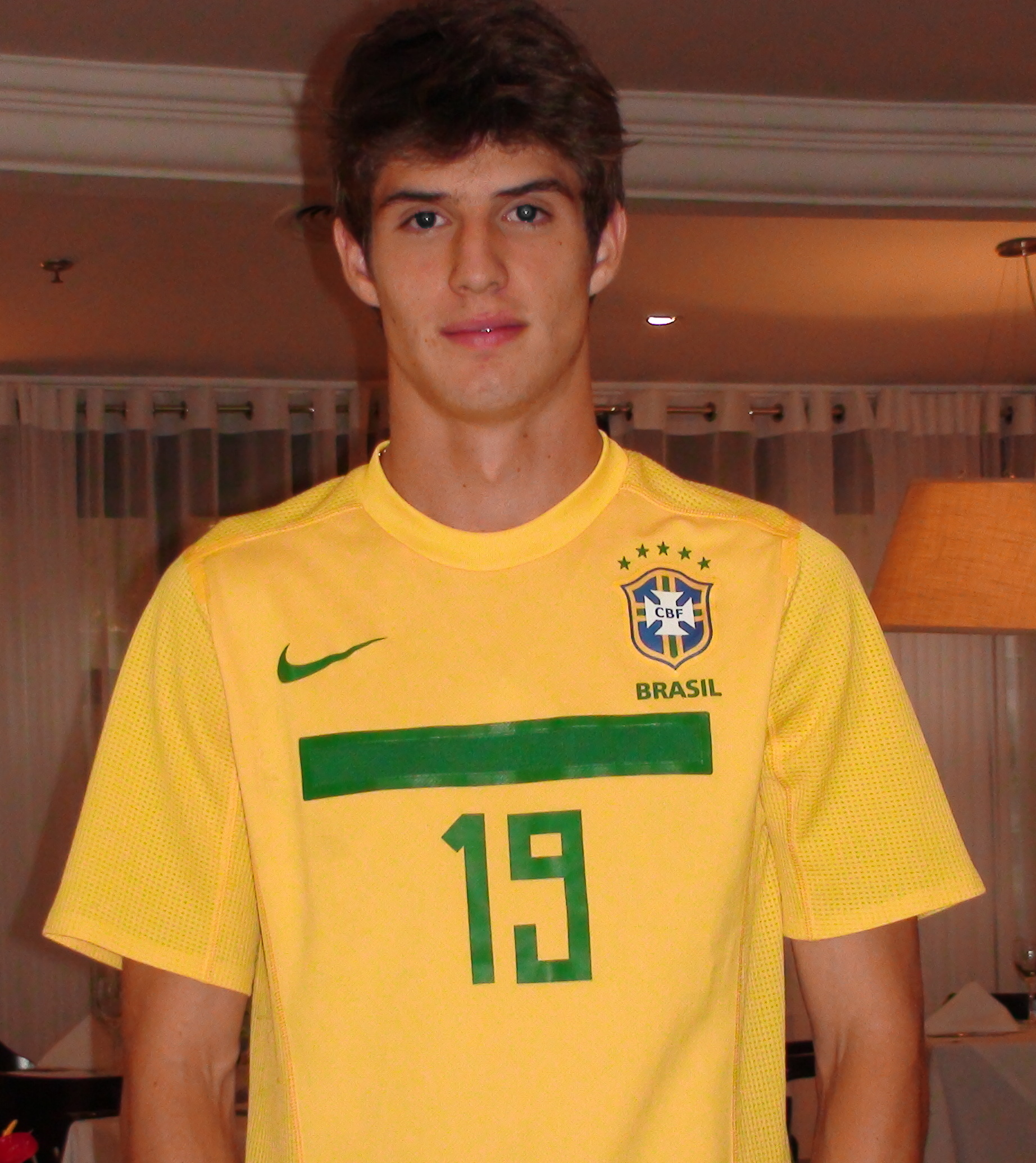 Lucas Soccer Player: Brazil Squad For U-17 World Cup Mexico 2011