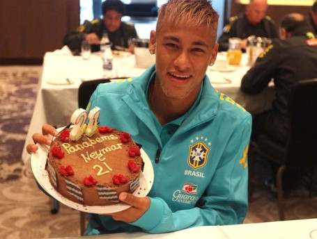 Will birthday boy Neymar be celebrating against England?