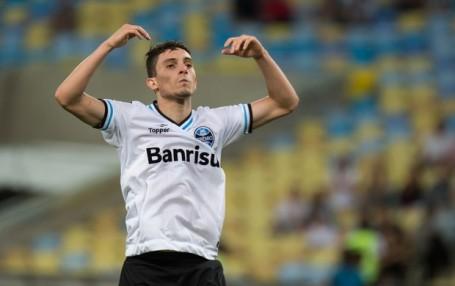 Grêmio's Alex Telles