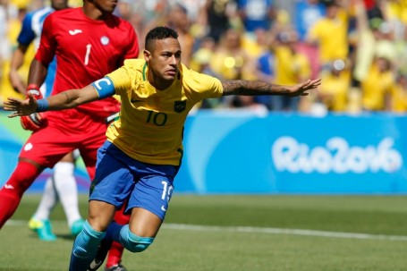 Can Neymar lead Brazil to gold?